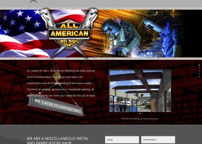 All American Welding