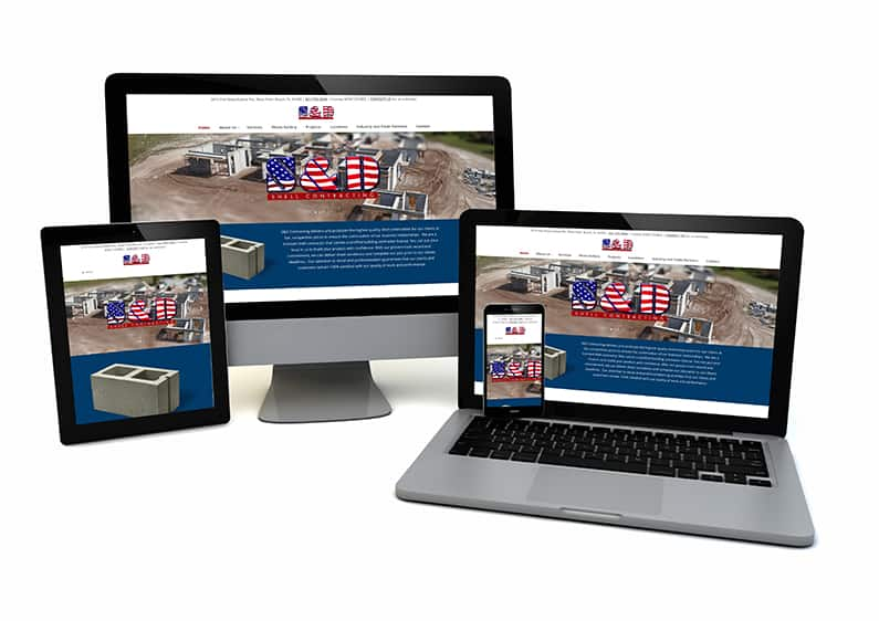 sdcontracting.net home page